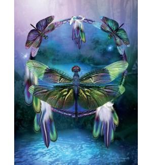 BL/Dragonflies, dreamcatcher