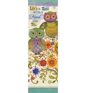 BM/Flowers owls and animals