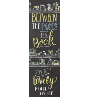 BM/Chalkboard with books