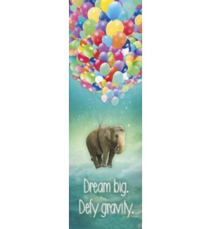 BM/Elephant lifted by balloons