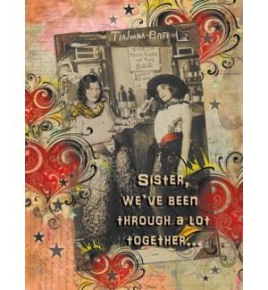RBD/Sisters at the bar