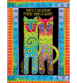 RBD/Two colourful cats