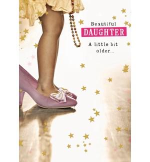 RBD/Little girl in heels