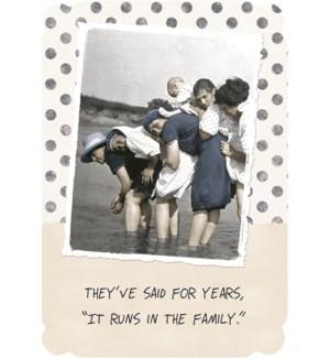 RBD/Family summer 1947