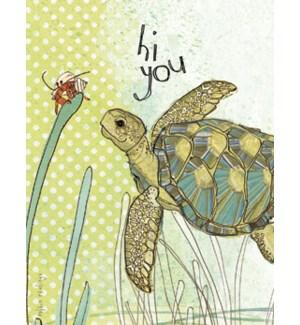 NOTECARD/Sea Turtle