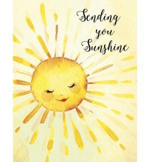 TOY/Smiley shining Sun