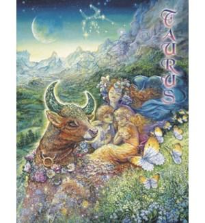 FR/Jo Wall Zodiac Taurus