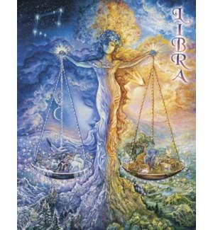 FR/Jo Wall Zodiac Libra