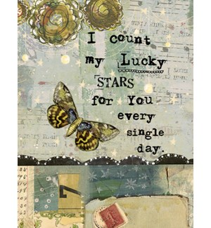 FR/Butterfly and Lucky Stars