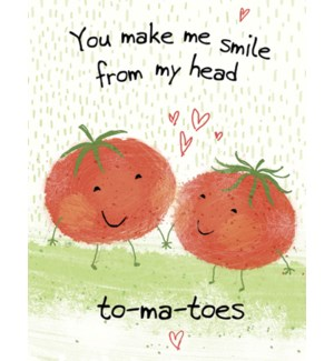 RO/Tomatoes holding hands