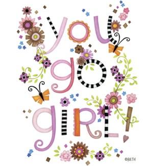 FR/You go girl