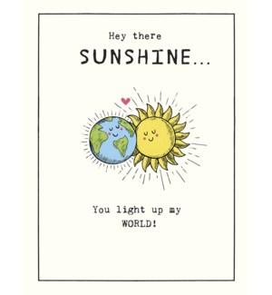 RO/Globe & Sun smiling