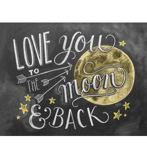 RO/Love you to the moon