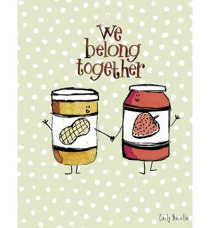 RO/Jelly & peanut butter jars
