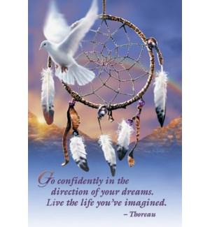 MAGNET/Dreamcatcher dove
