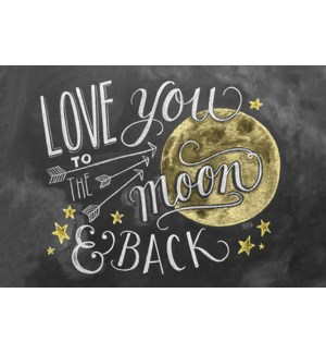 MAGNET/To the moon & back