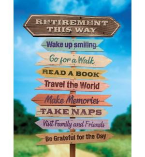 RT/Wood Signs Retirement