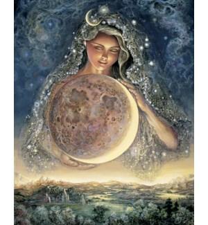 POSTER/Girl holding earth