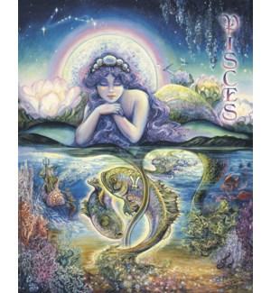 POSTER/Zodiac Pisces