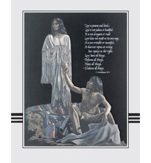 POSTER/Maiden in white dress