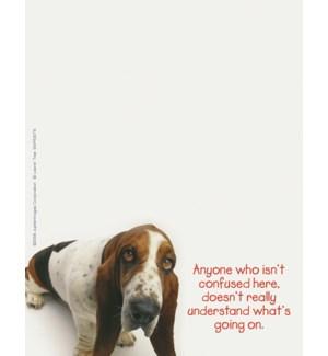 SMNOTEPAD/Bassett hound