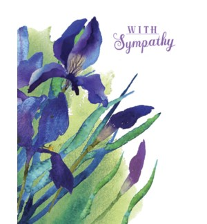 SY/Purple lilies