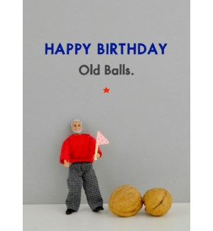 BD/Old Balls Bday