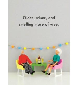 BD/Older Wiser