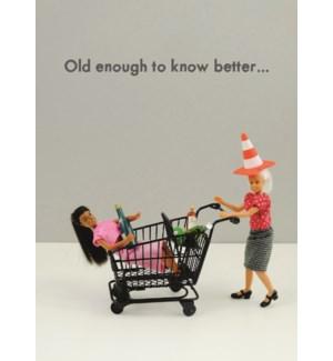BD/Old Enough