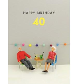 ABD/40th Birthday