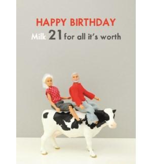 ABD/21st Birthday