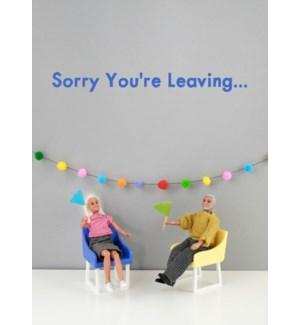 ED/Leaving