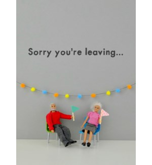 CO/Sorry Leaving