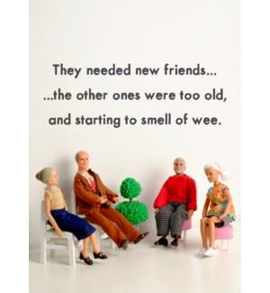FR/New Friends