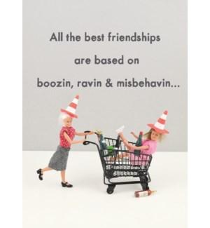 FR/Boozin & Misbehavin
