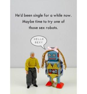 ED/Sex Robot