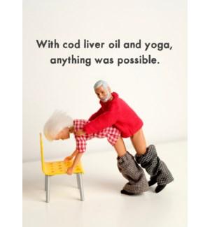 RO/Cod Liver Oil