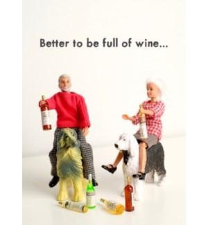 ED/Full of Wine