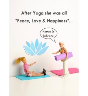 ED/Yoga