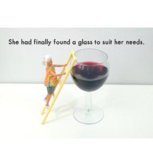 ED/Wine Needs