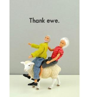 TY/Thank Ewe