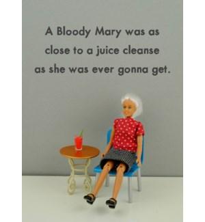 ED/Juice Cleanse