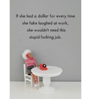 ED/Laugh at work