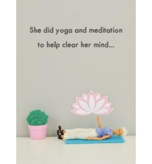 ED/Yoga and Meditation
