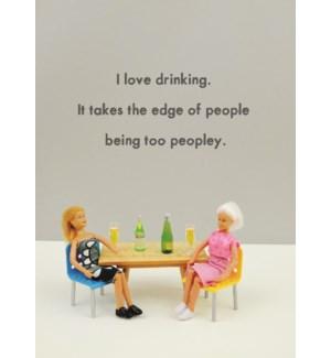 ED/Love Drinking