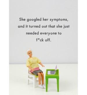 MAGNET/Google Symptoms