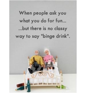 MAGNET/Binge Drink
