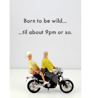 MAG/Born to be Wild