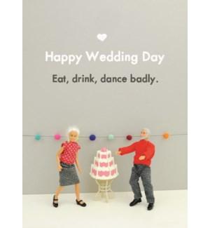 WD/Eat, drink, dance bad