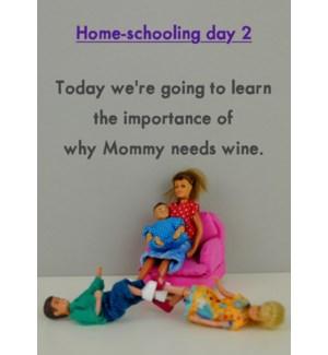 ED/Homeschool Day 2
